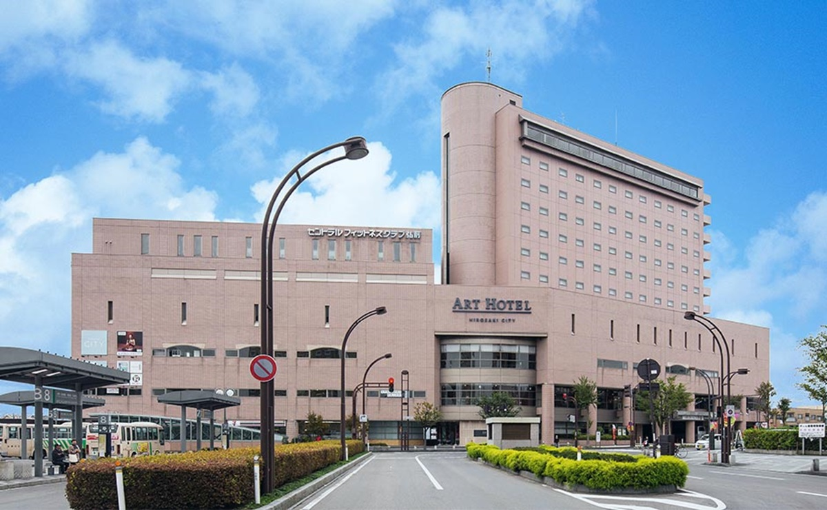 ART 弘前城市酒店 1