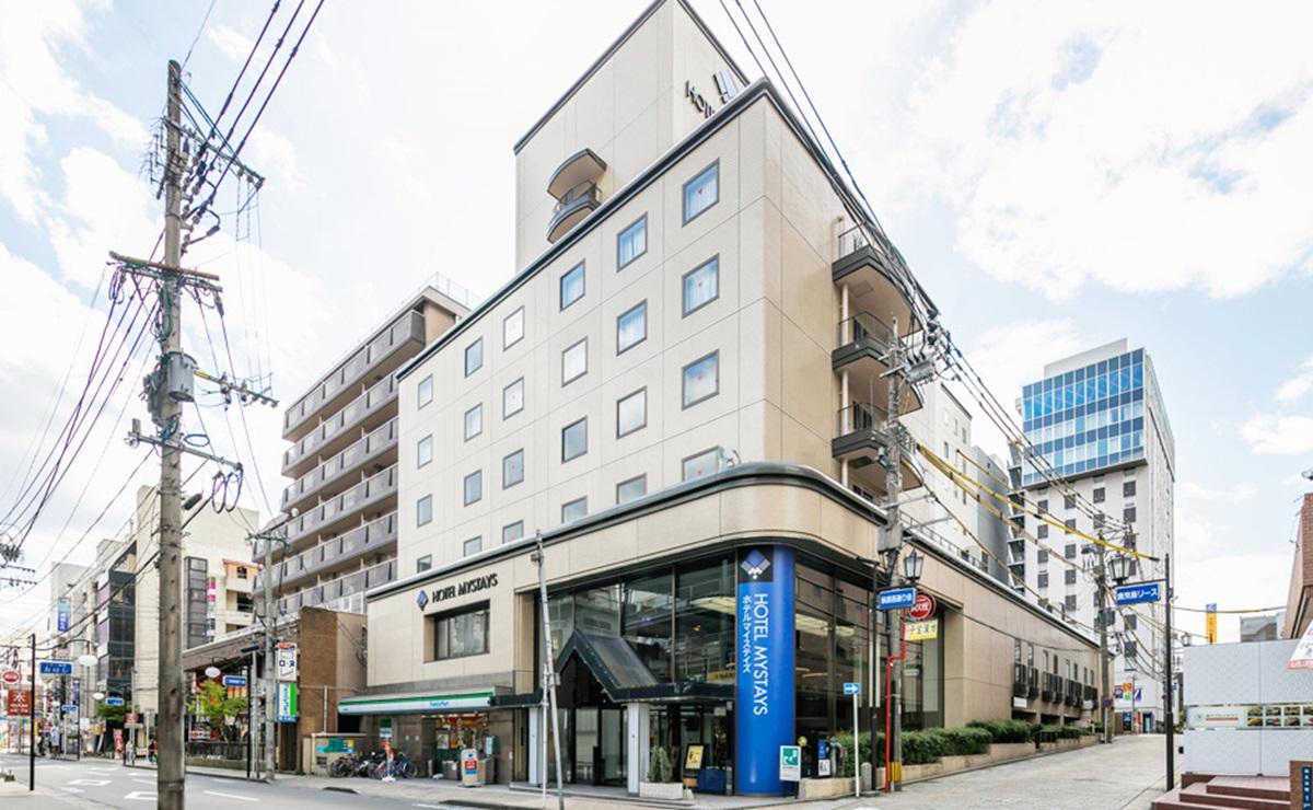 HOTEL MYSTAYSKagoshimaTenmonkan 1