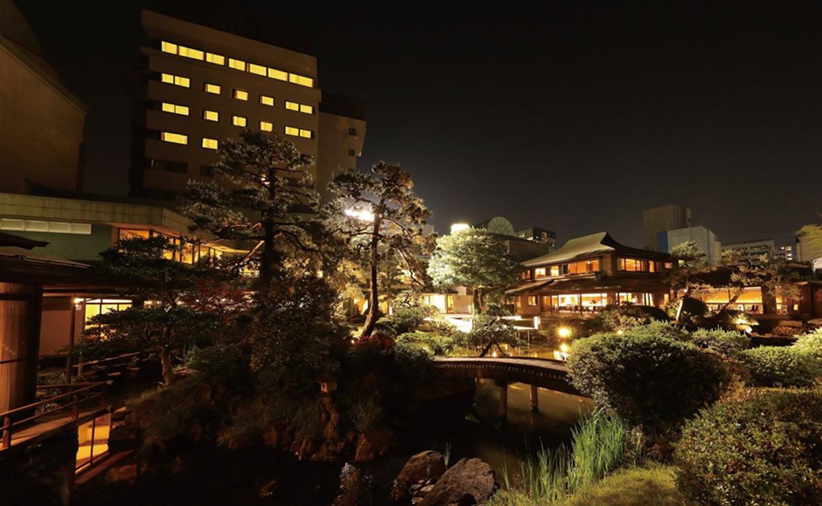 小倉新田川酒店 1