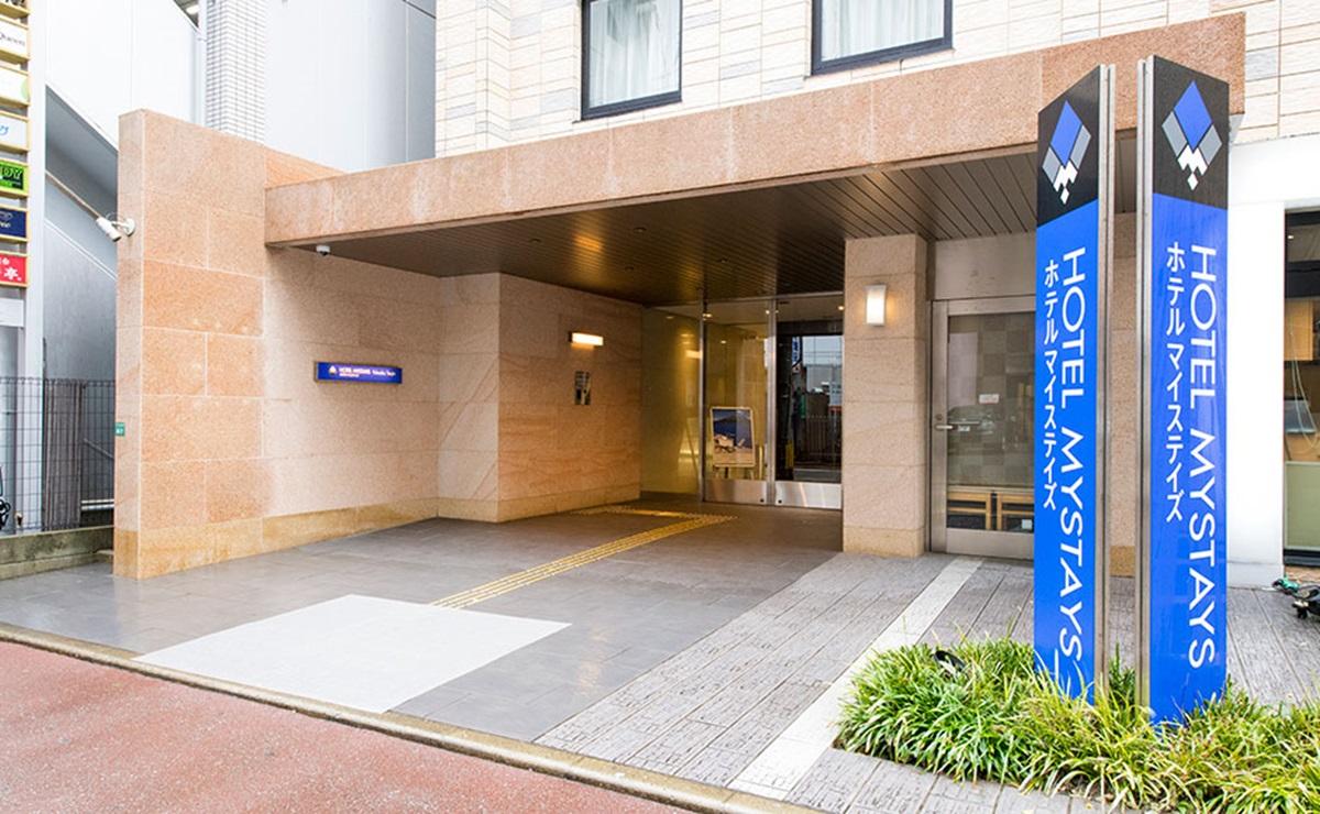 HOTEL MYSTAYS Fukuoka Tenjin 1