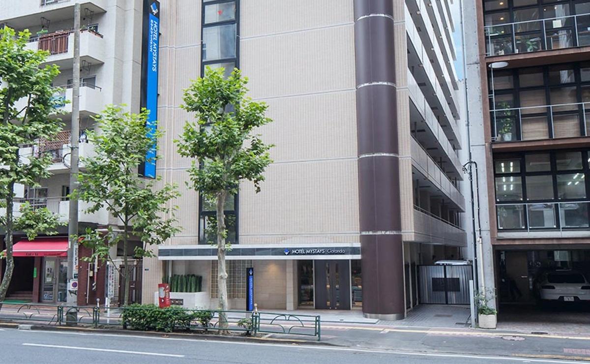ホテルマイステイズ五反田 1