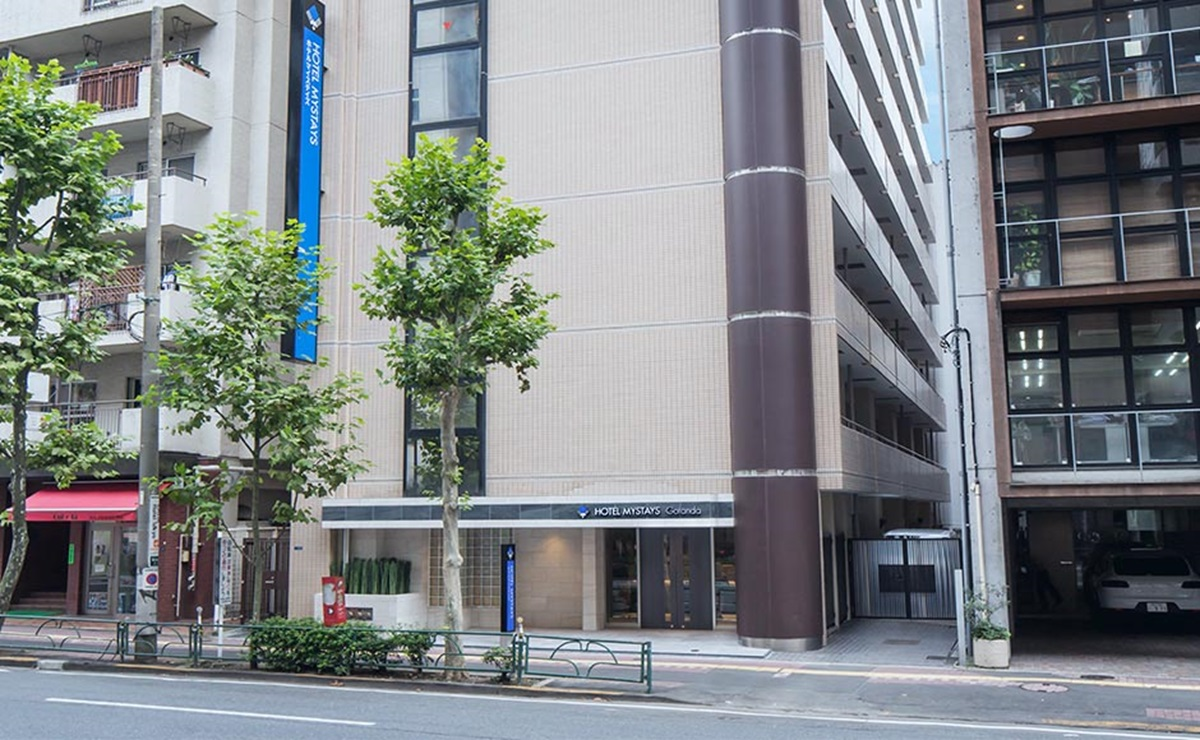 MYSTAYS 五反田酒店 1