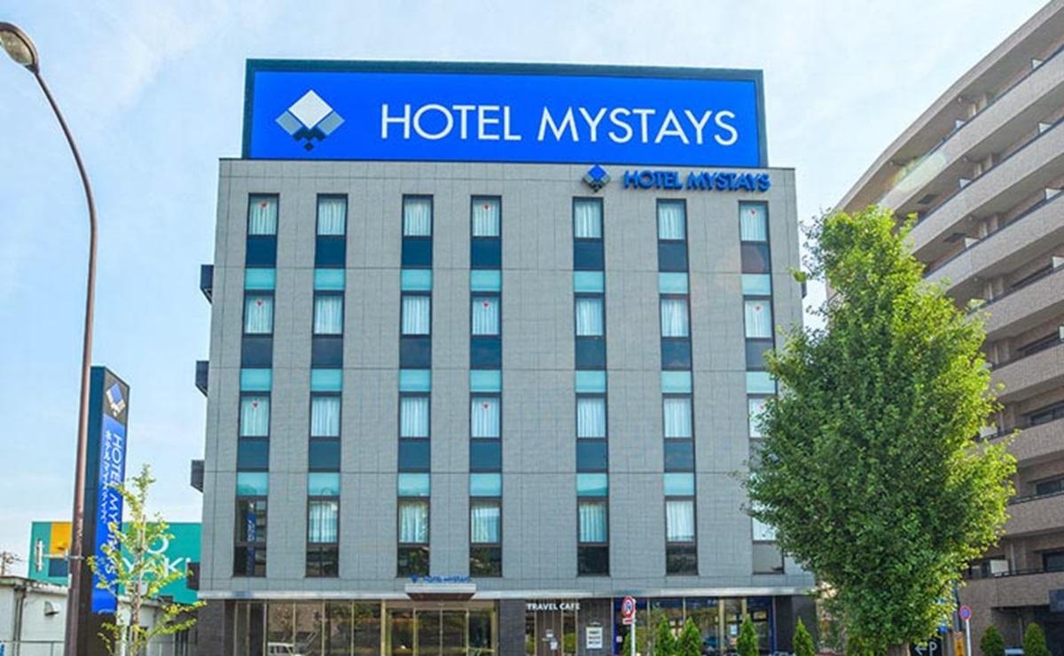 Hotel Mystays Haneda Hotel Near Haneda Airport Tokyo Mystays