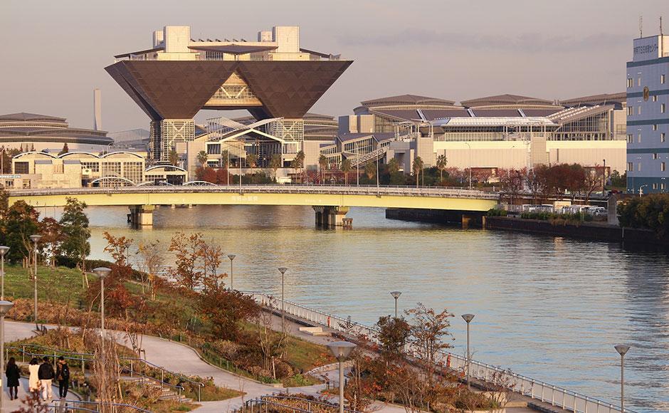 东京国际展示中心(东京国际展示场)