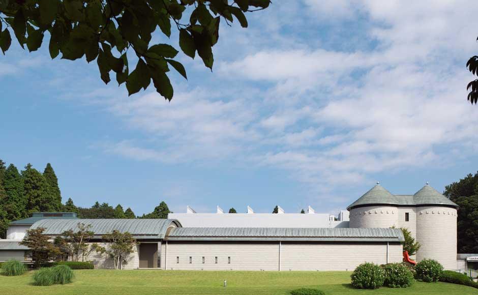 DIC Kawamura Memorial Art Museum