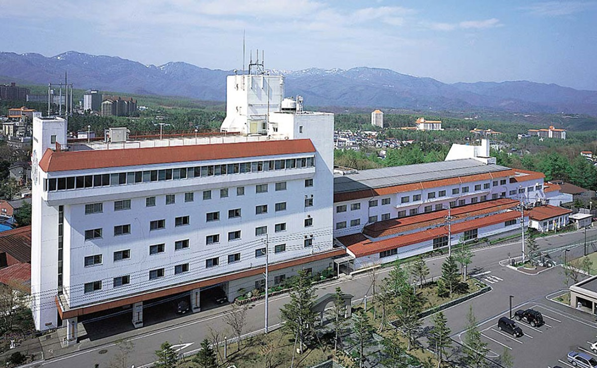 Kusatsu Onsen Hotel Resort 1