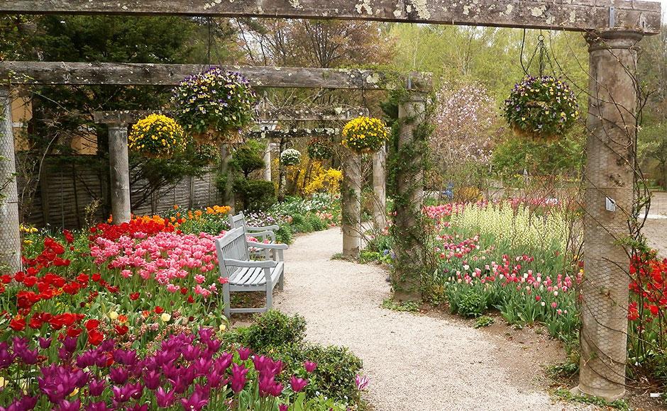 Tateshina Highlands: Barakura English Garden
