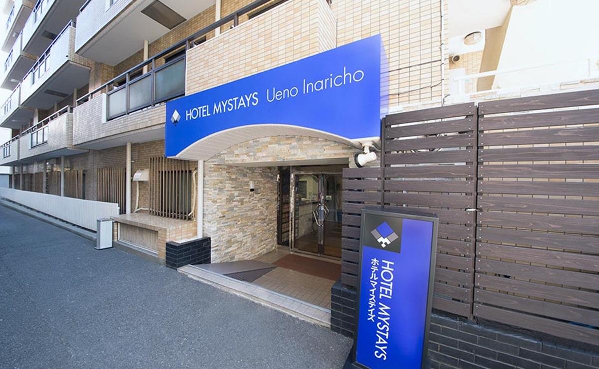 HOTEL MYSTAYS Ueno Inaricho 1