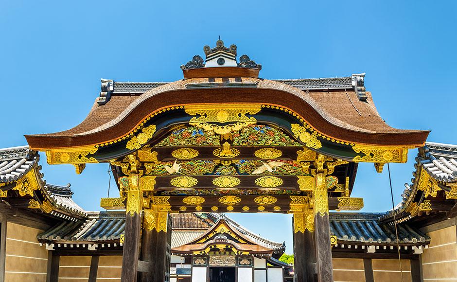 Nijo Castle (Nijo-jo)