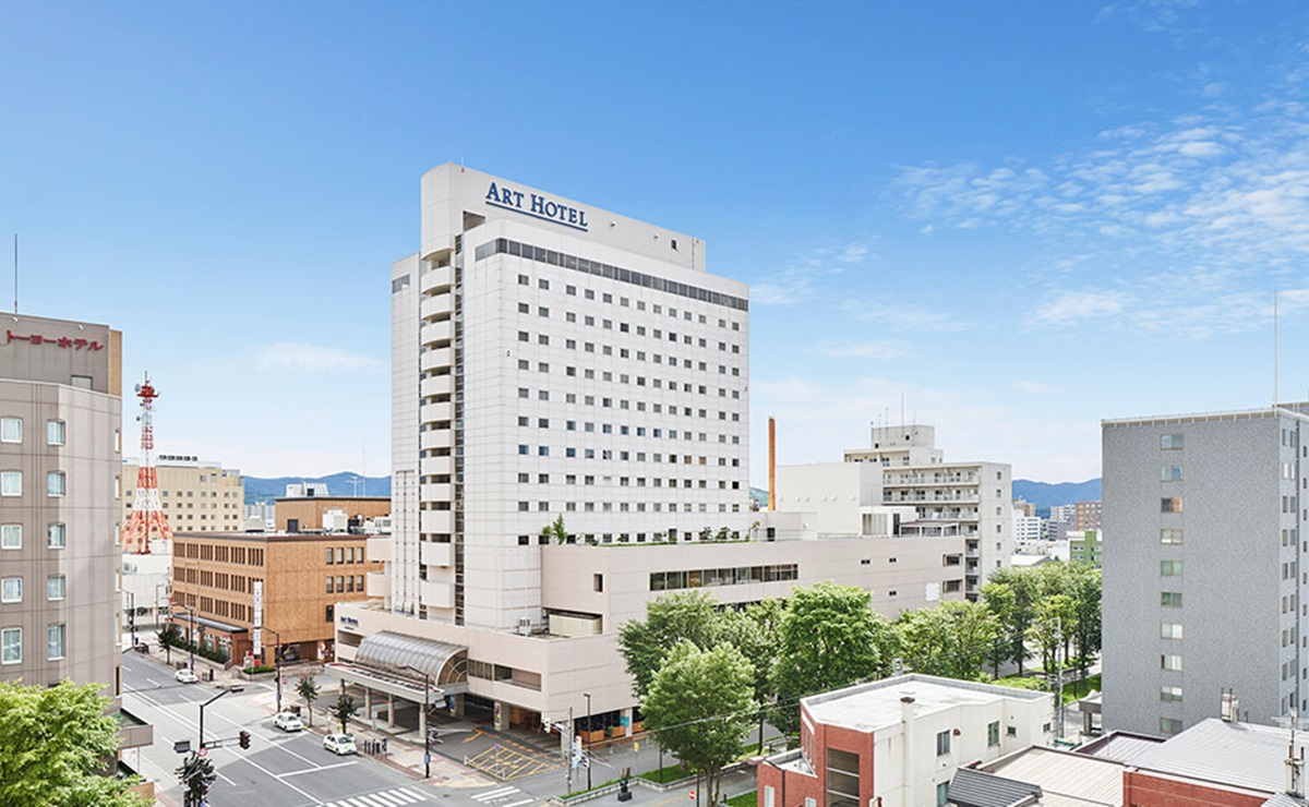 ART 旭川酒店 1