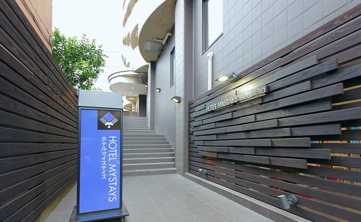 MYSTAYS 浅草酒店 1