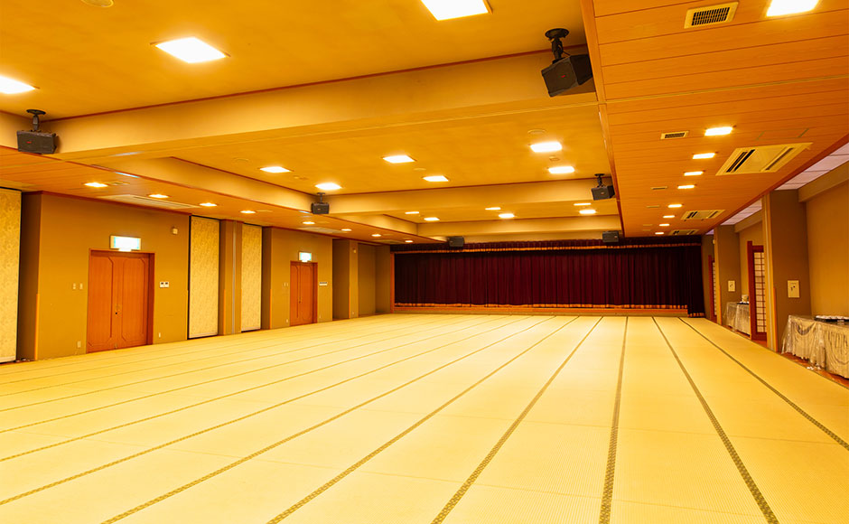 "Large Banquet Hall ""Heisei no ma"""