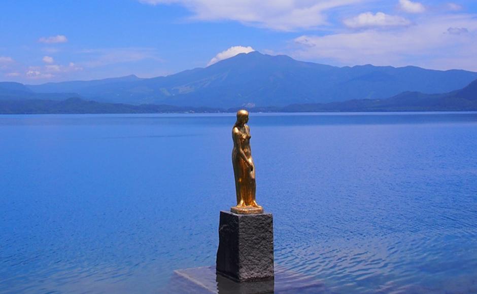 다자와코 호수