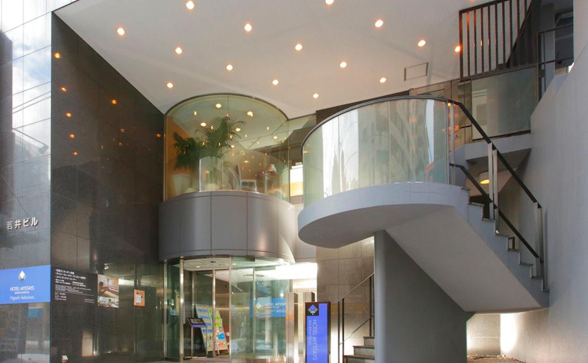 HOTEL MYSTAYS Higashi Ikebukuro 1