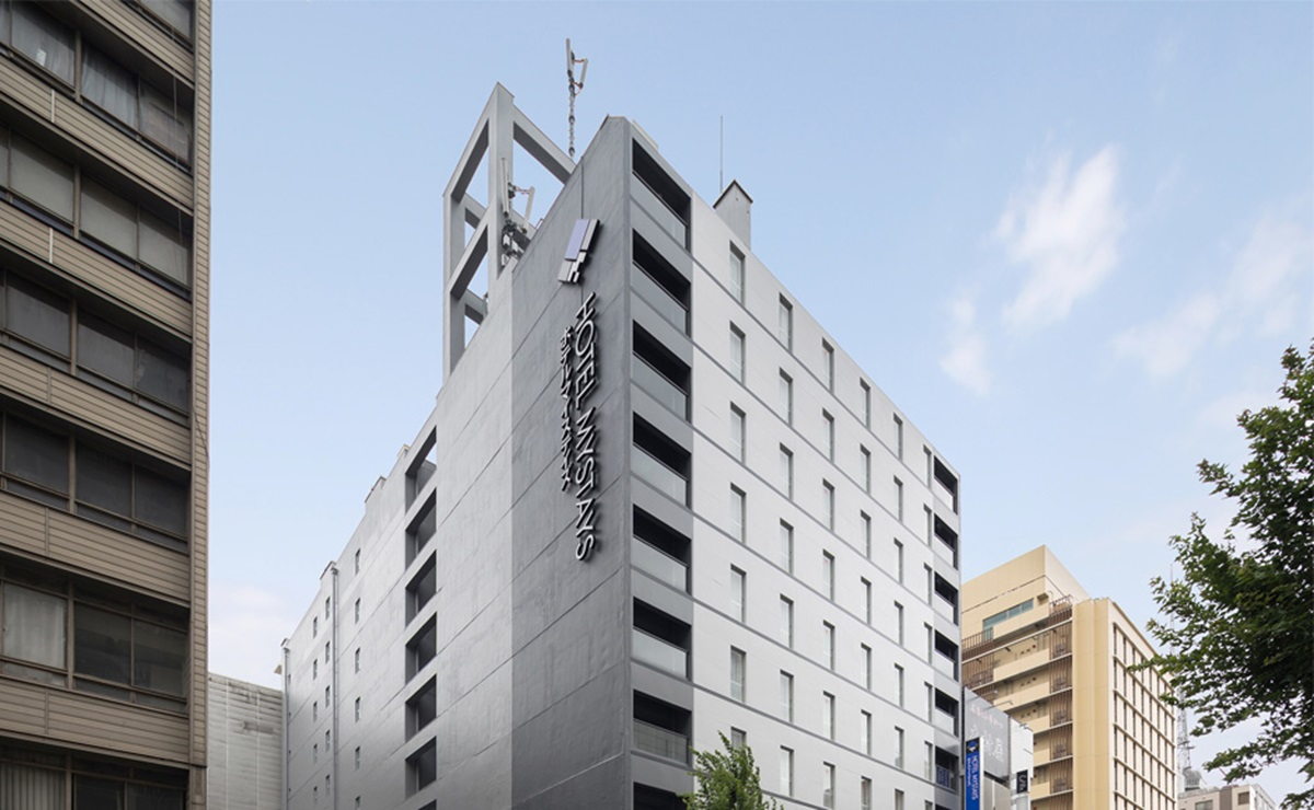 HOTEL MYSTAYS Nagoya Nishiki 1