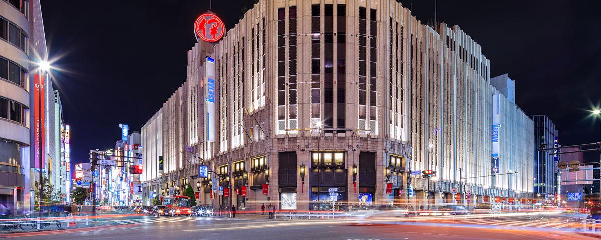 新宿百貨商店街