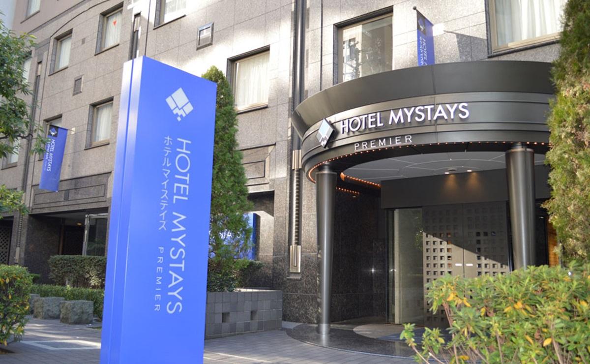 MYSTAYS 滨松町精品酒店 1