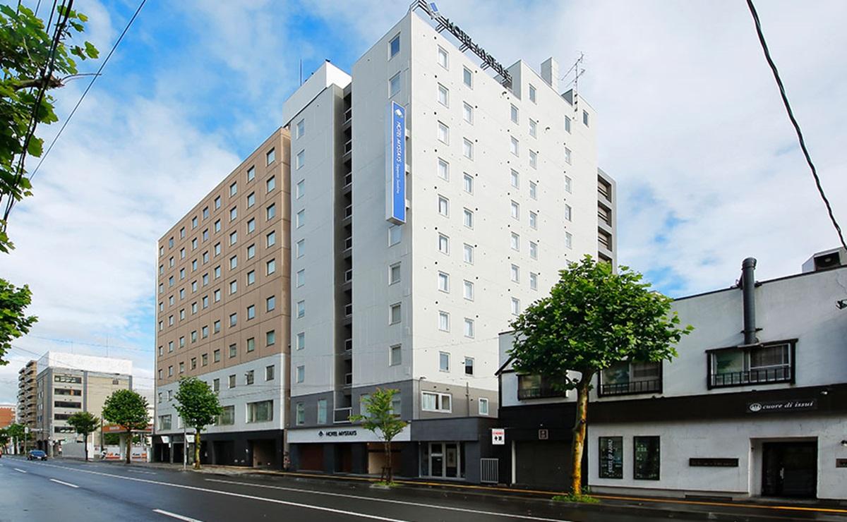 HOTEL MYSTAYS Sapporo Susukino (Former:Hotel Kaiko Sapporo) 1