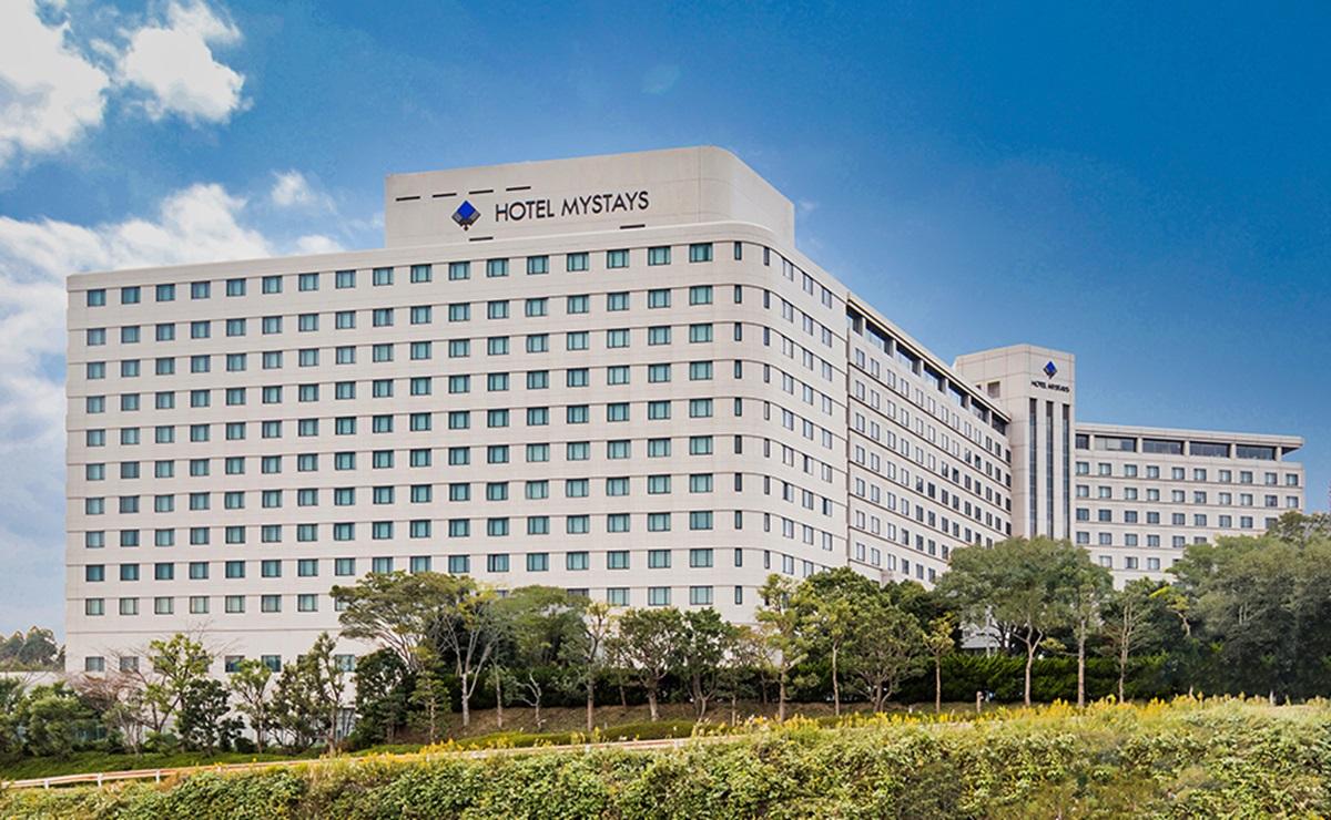 MYSTAYS 成田精品酒店 1