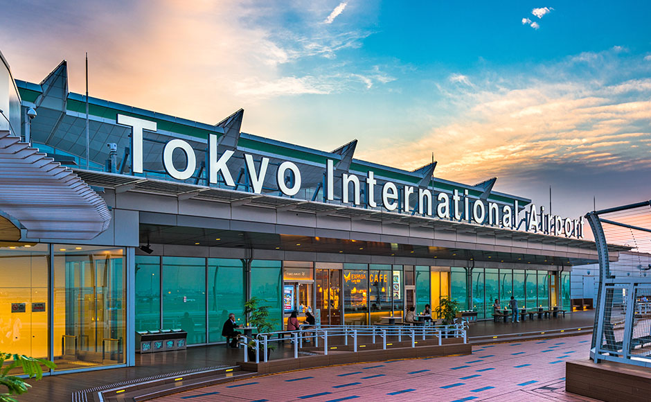 Haneda Airport (Tokyo International Airport)
