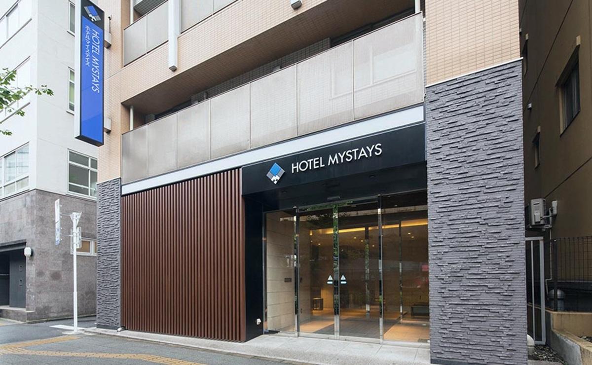 MYSTAYS 神田酒店 1