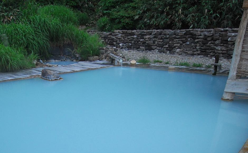 뉴토 온천마을