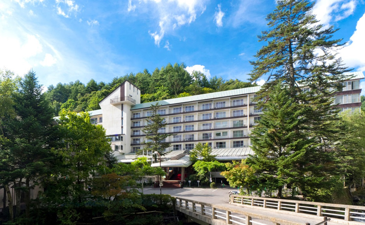 Tateshina Grand Hotel TAKINOYU 1