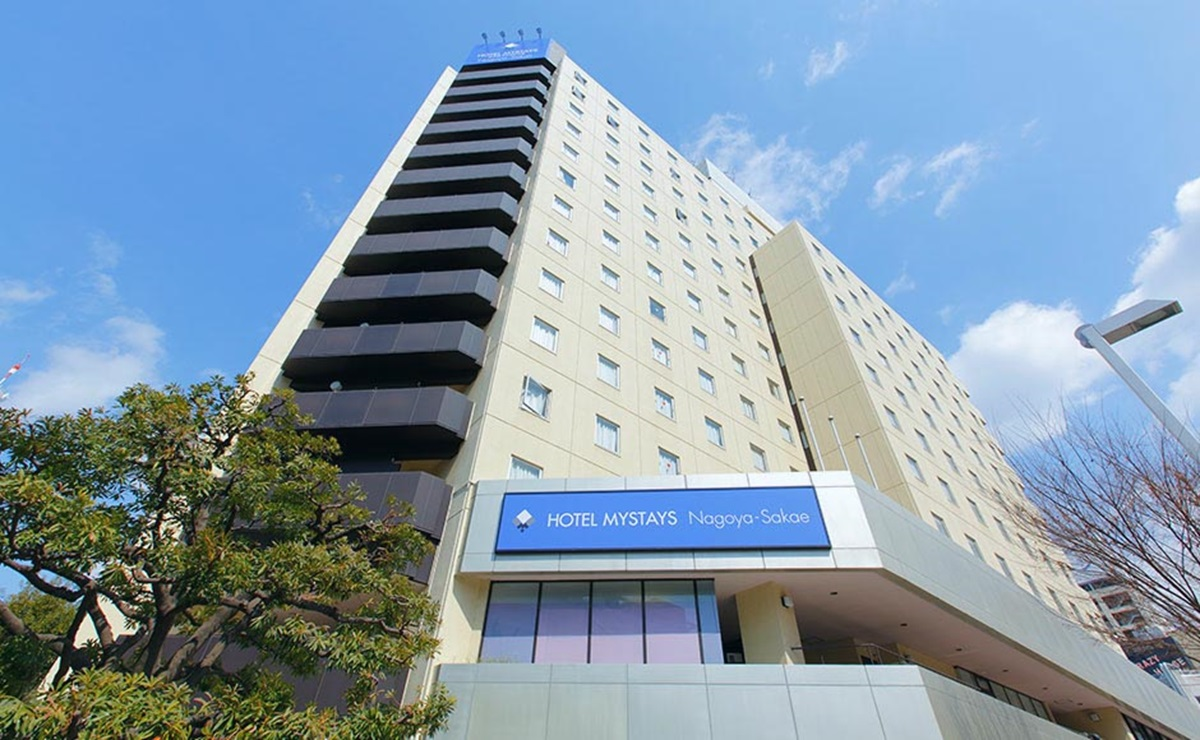 MYSTAYS 名古屋榮酒店 1