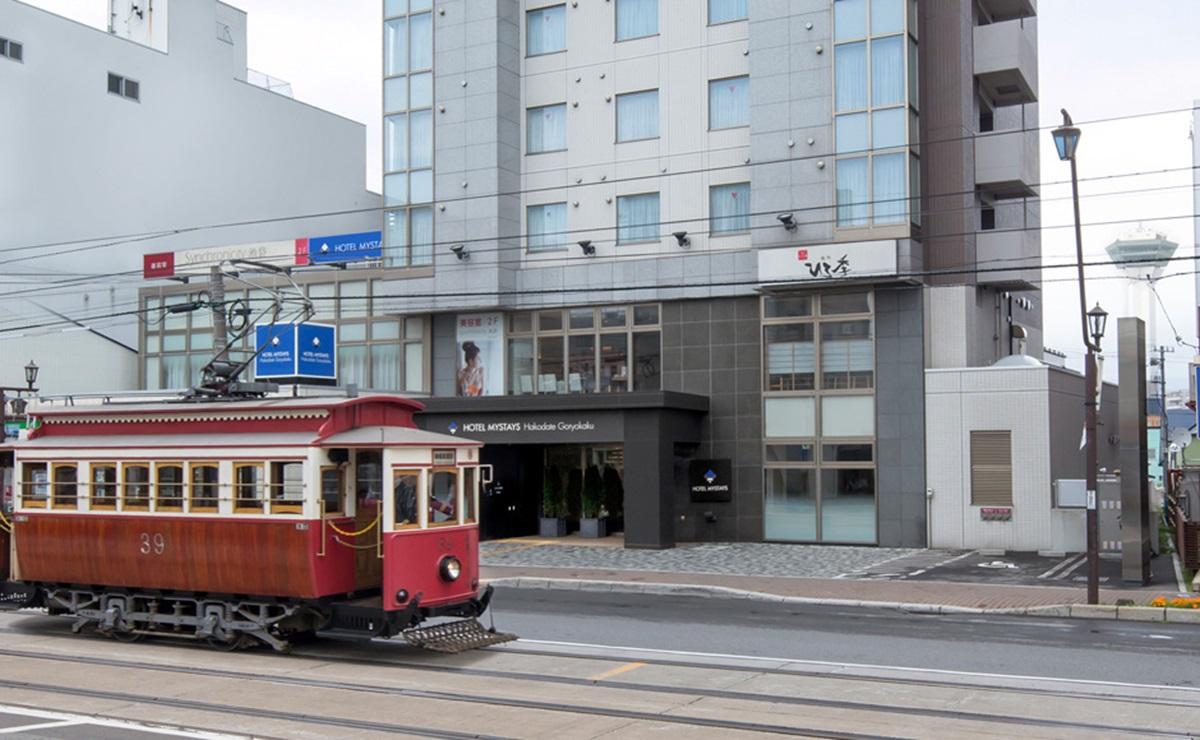 HOTEL MYSTAYS Hakodate Goryokaku (Former:Hotel Nets Hakodate) 1