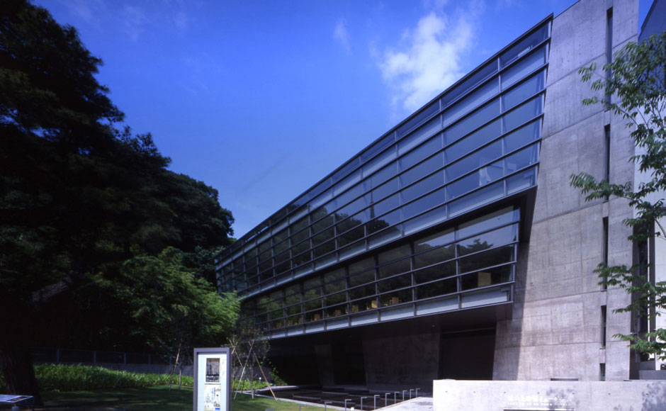 """Saka No Ue No Kumo"" Museum (Clouds Above the Hill)"