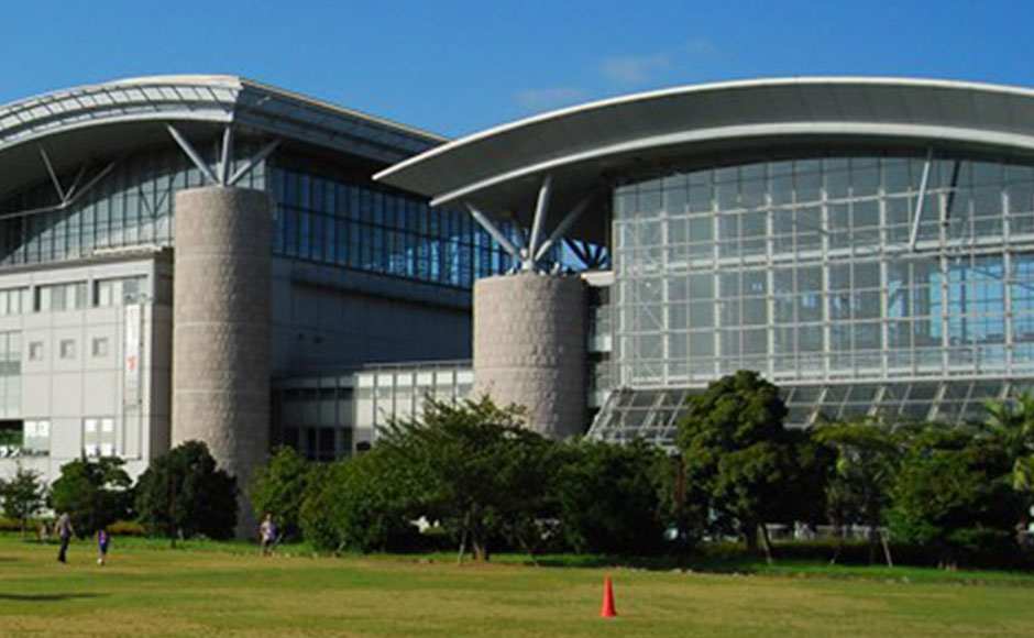 Urayasu City Sports Park Gymnasium
