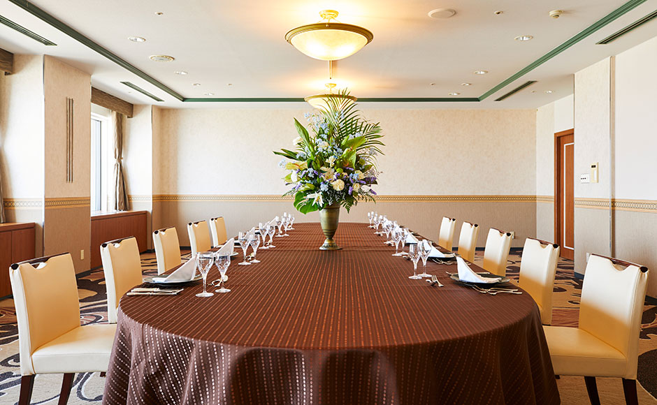 空中宴会厅VIP厅