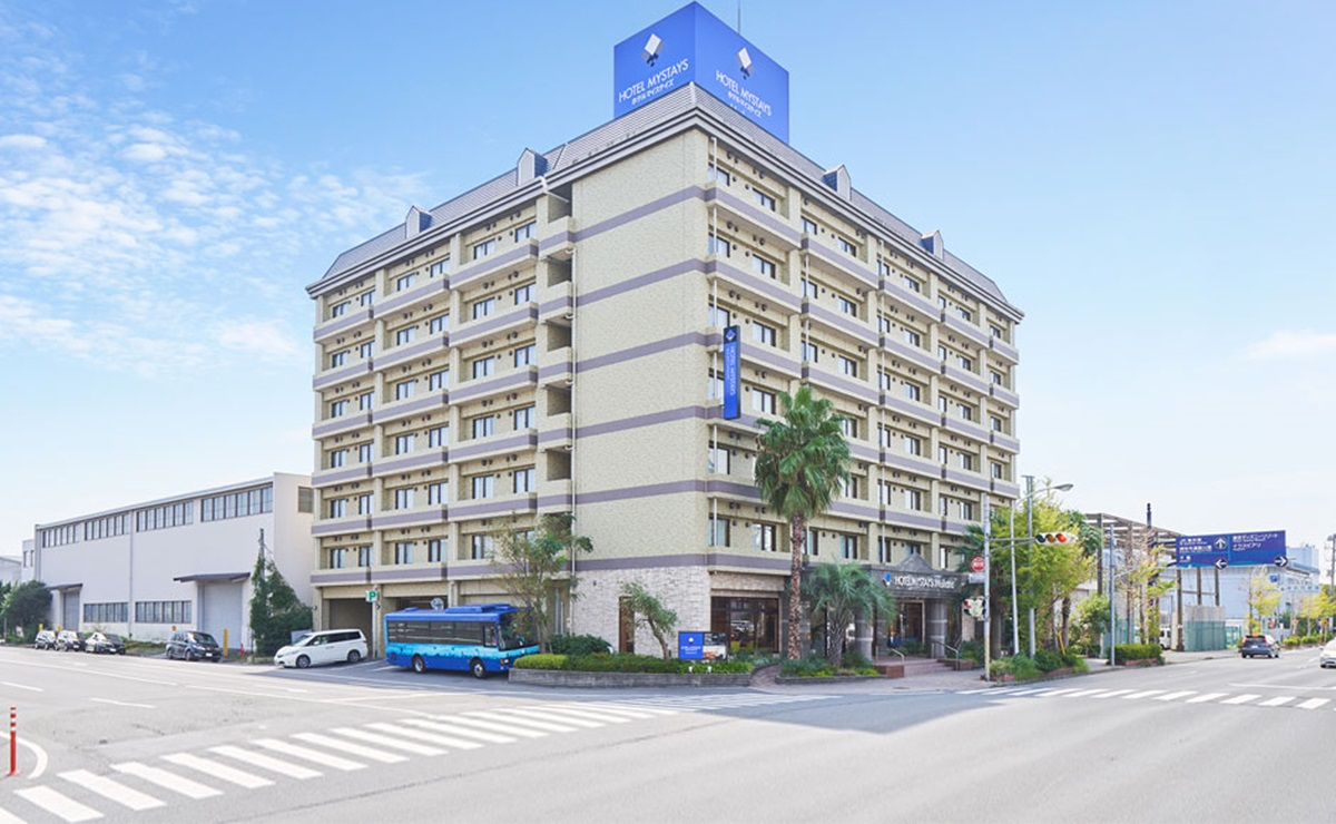 MYSTAYS 舞滨酒店 1