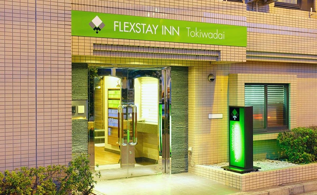 FLEXSTAY 常盤台旅館 1