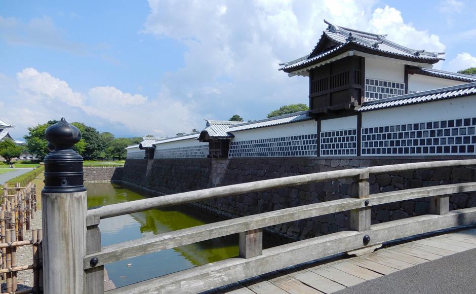 가나자와성 공원