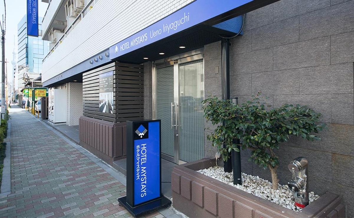 MYSTAYS 上野入谷口酒店 1
