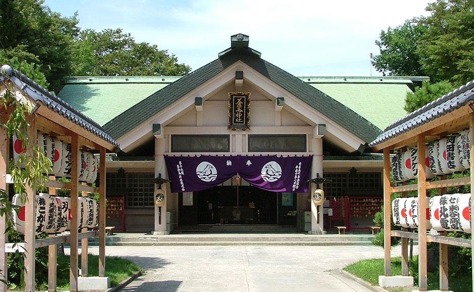 善知鳥(UTO)神社