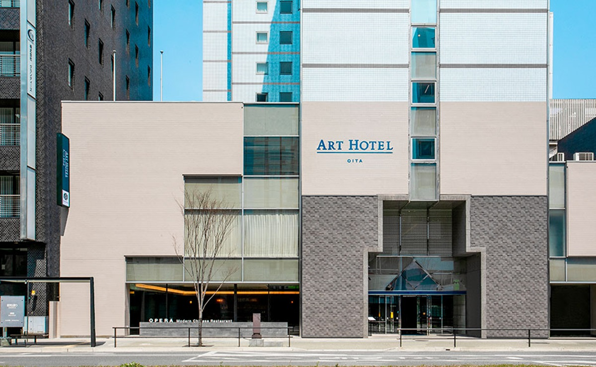 ART HOTEL Oita (former : Ariston Hotel Oita) 1