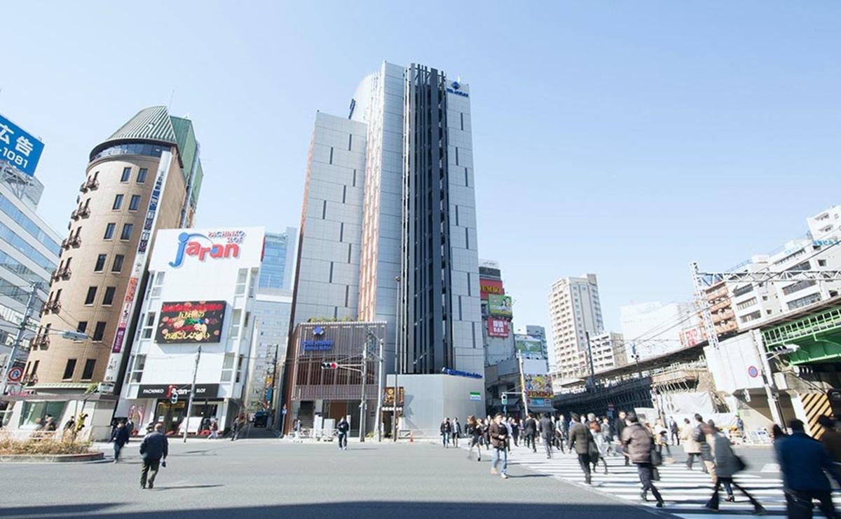 MYSTAYS 五反田站前酒店 1