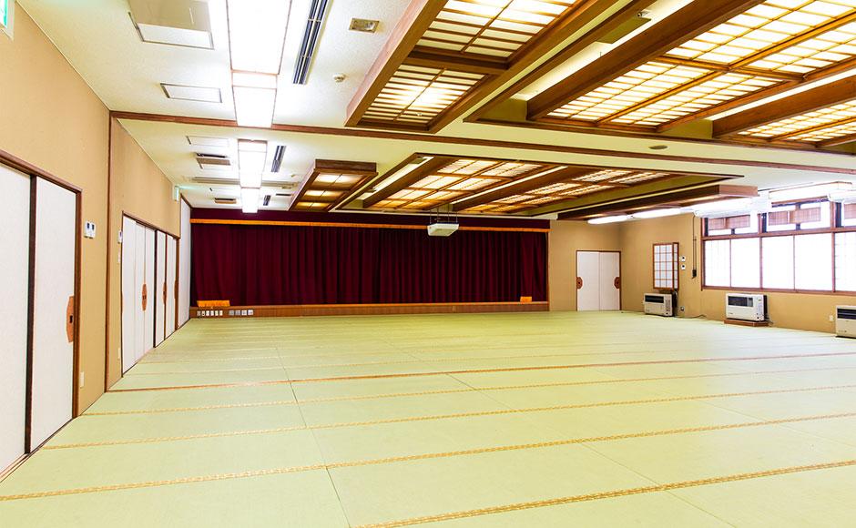 """Large Banquet Hall """"Tazawa"""""""
