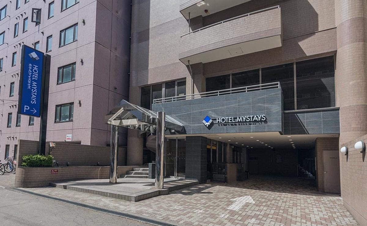 ホテルマイステイズ札幌中島公園別館 1