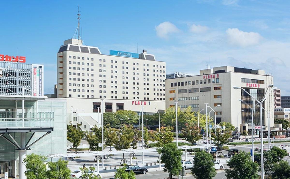 Art Hotel Niigata Station 1