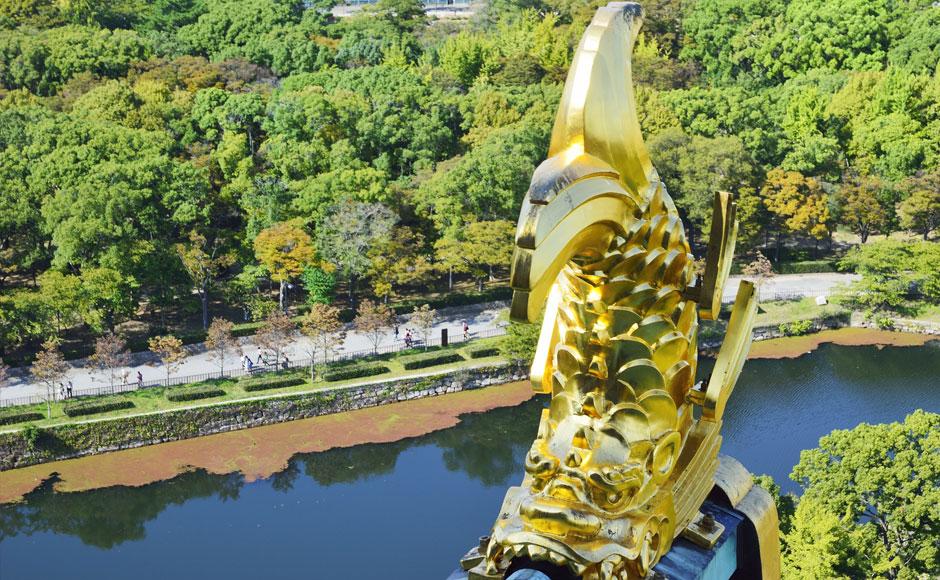 Osaka Castle Osakajo Guide Location and Hotels MYSTAYS