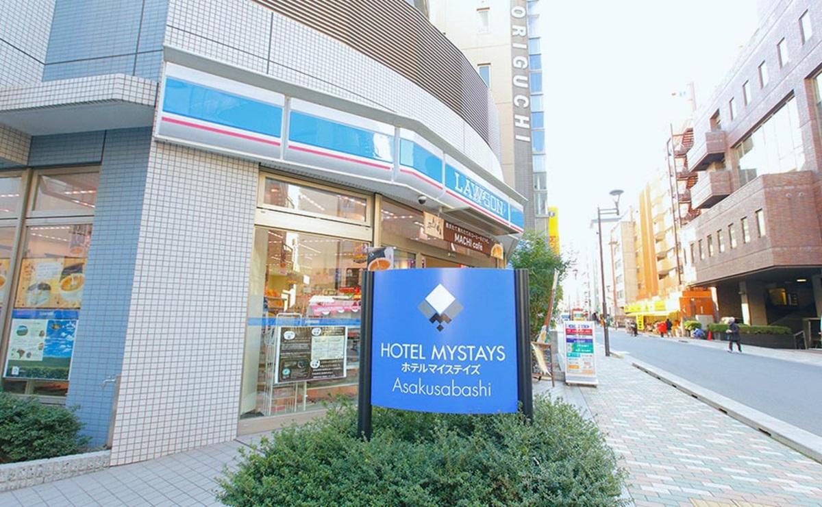 MYSTAYS 浅草桥酒店 1