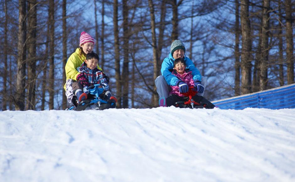 Mt.JEANS滑雪度假村那須