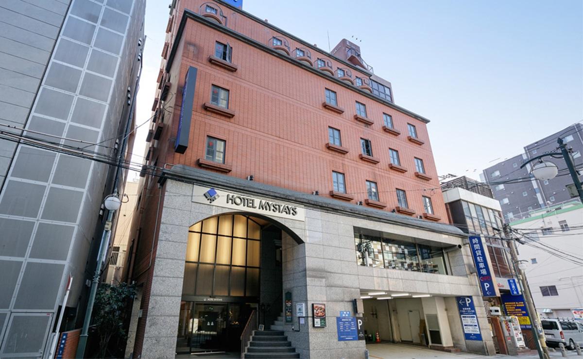 HOTEL MYSTAYSKagoshimaTenmonkanAnnex 1