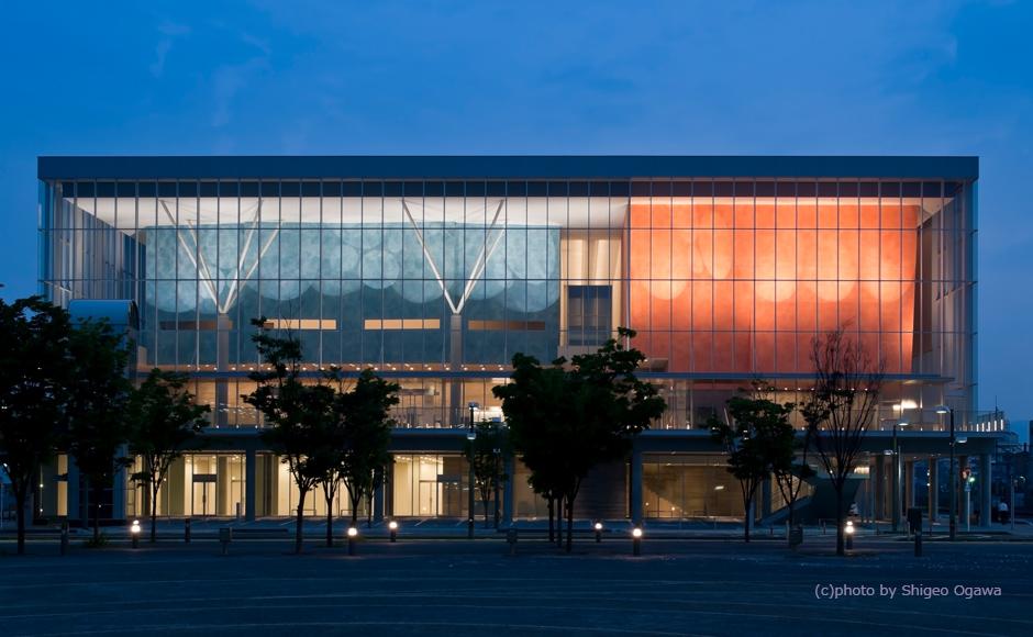 Shizuoka City Shimizu Cultural Hall (Marinart)