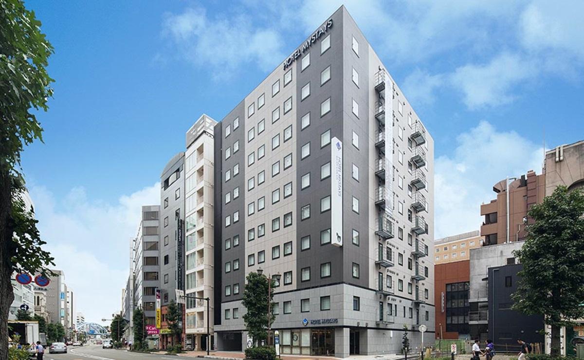MYSTAYS 横滨关内酒店 1