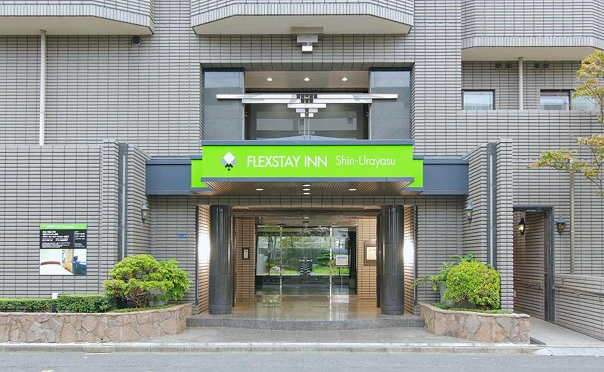 FLEXSTAY  新浦安旅館 1