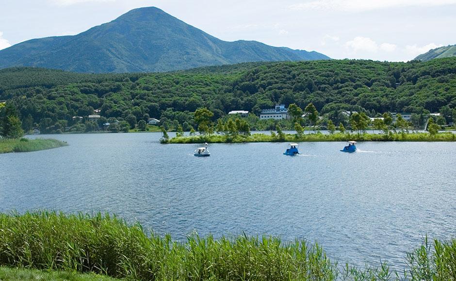 Lake Shirakaba
